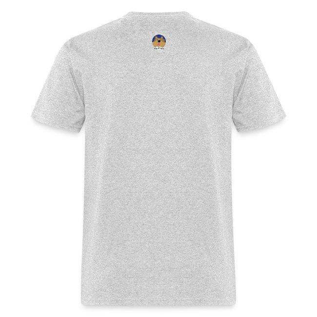 Two Thumbs Sheltie Guy - Mens T-shirt