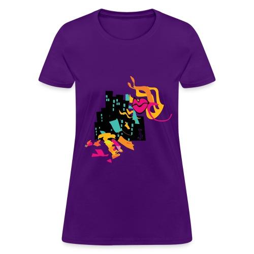 BAYA-CITY - Women's T-Shirt
