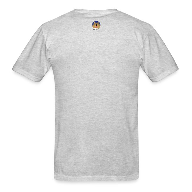 Two Thumbs Dog Guy - Mens T-shirt