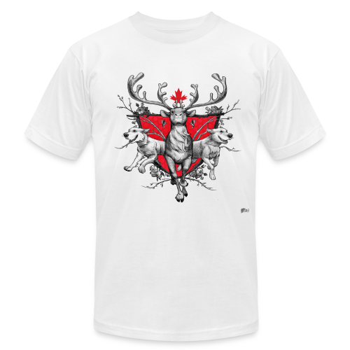 Men Cariboutiful - Men's Fine Jersey T-Shirt