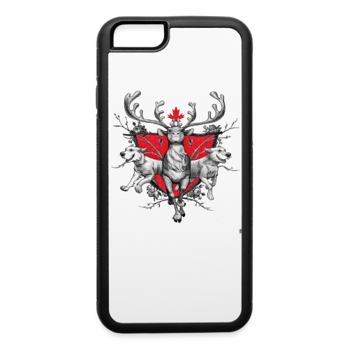 Cariboutiful 6s phonecase - iPhone 6/6s Rubber Case