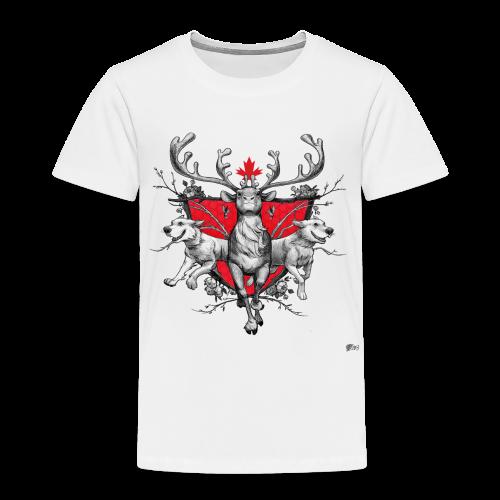 Toddler Cariboutiful - Toddler Premium T-Shirt