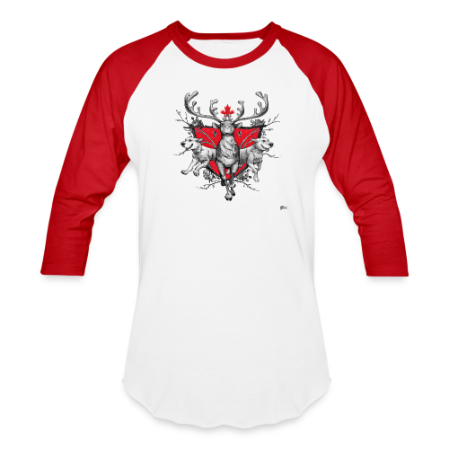 Women Cariboutiful - Baseball T-Shirt