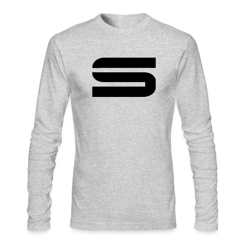 StudClothing 'S' Logo Mens Sweatshirt - Men's Long Sleeve T-Shirt by Next Level