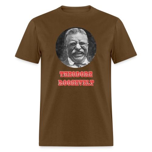 Theodore Roosevelt Fan Shirt - Mens T - Men's T-Shirt