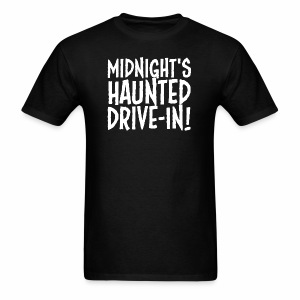 Midnight's Haunted Tee - Men's T-Shirt