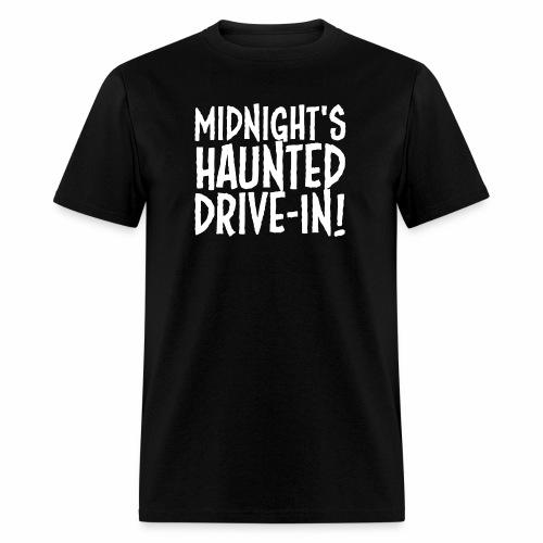Midnight's Haunted Tee - Men's T-Shirt