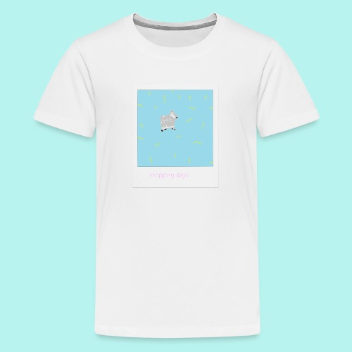 SHOPPING DAYS T-Shirt - Kids' Premium T-Shirt