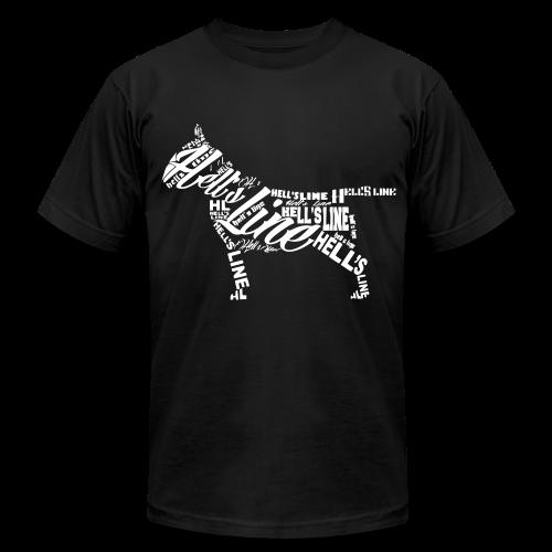 Bullterrier - Men's Fine Jersey T-Shirt