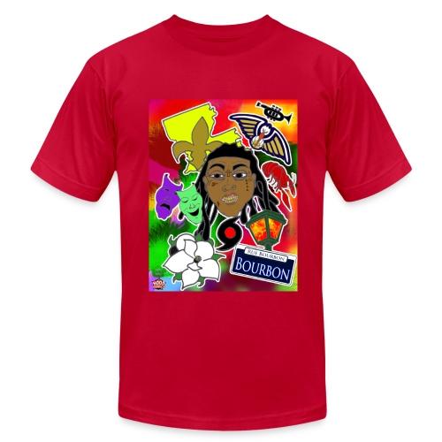 The City - Men's Fine Jersey T-Shirt