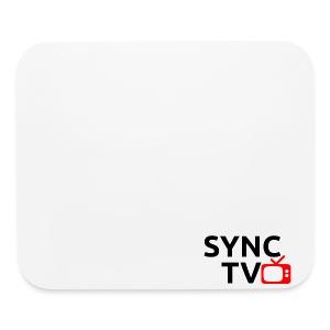 Sync Tv Mouse Pad - Mouse pad Horizontal