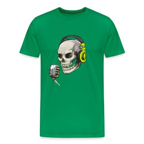 Zombifaction Logo by Shiki - Men's Premium T-Shirt