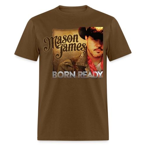 MJ Born Ready CD release T NOT - Men's T-Shirt
