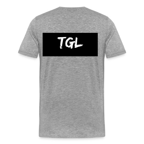 TGL T-SHIRT - Men's Premium T-Shirt