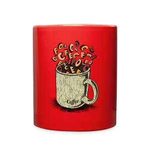 Coffee - Full Color Mug