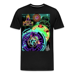 Living Sanctuary RNA - Men's Premium T-Shirt