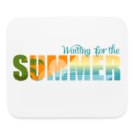 Other ~ Mouse pad Horizontal ~ Waiting for the Summer
