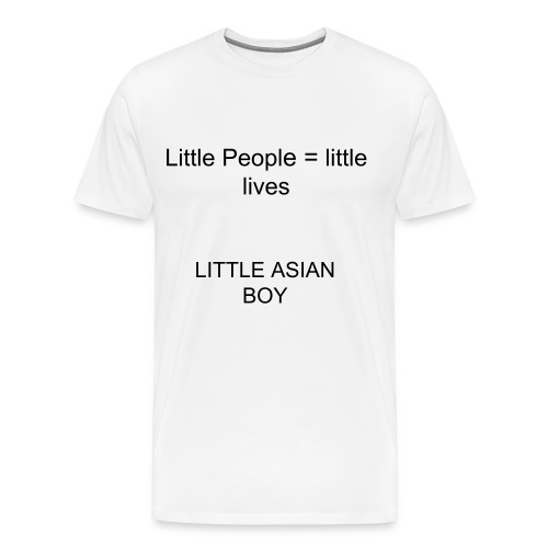 Little People - Men's Premium T-Shirt