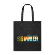 Bags & backpacks ~ Tote Bag ~ Waiting for the Summer
