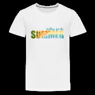 Kids' Shirts ~ Kids' Premium T-Shirt ~ Waiting for the Summer