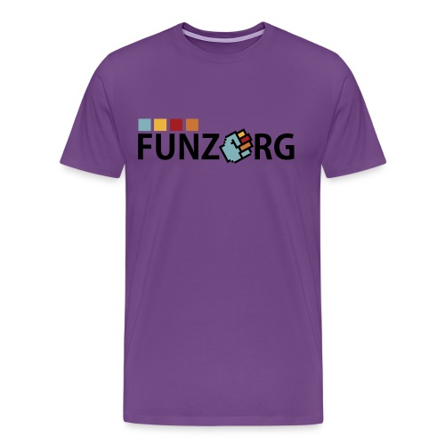 FUNZERG - Men's Premium T-Shirt