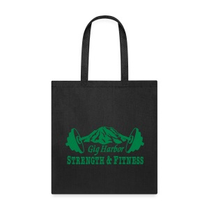 GHStrength Canvas Tote - Tote Bag