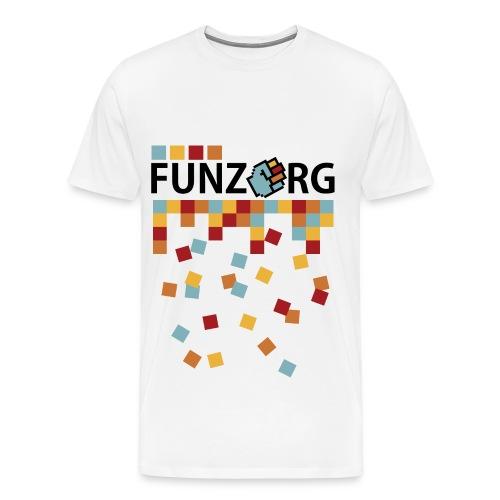 Falling FUN - Men's Premium T-Shirt