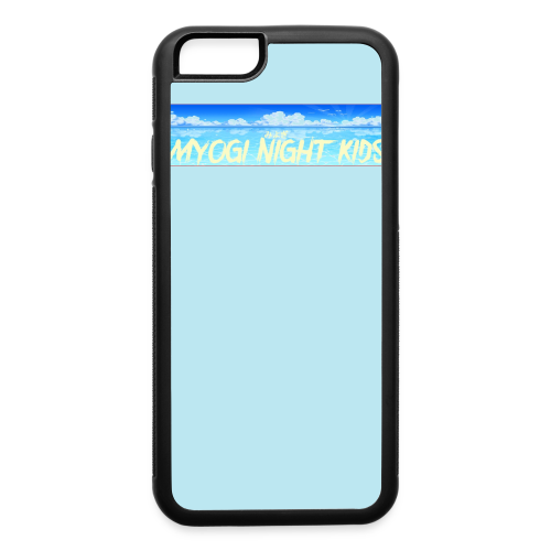 Blue. - iPhone 6/6s Rubber Case