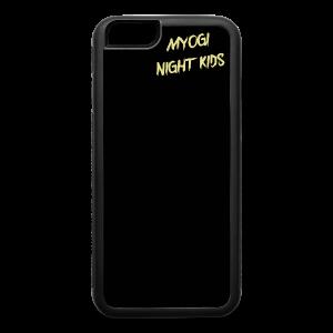 Black, - iPhone 6/6s Rubber Case