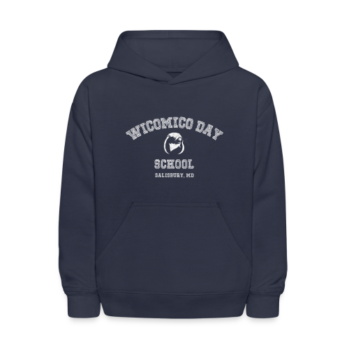WDS Chalkboard - Youth Hoodie (more colors available) - Kids' Hoodie