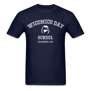 WDS Chalkboard - Men's T-shirt (more colors available) - Men's T-Shirt
