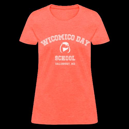 WDS Chalkboard - Women's T-shirt (more colors available) - Women's T-Shirt