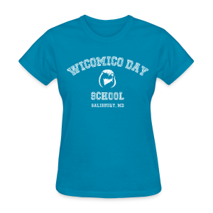 WDS Chalkboard - Women's T-shirt (more colors available) - Women's T-Shirt