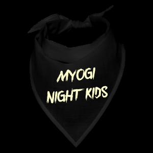 Midnight Bandit Cover. - Bandana
