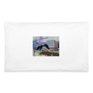 Stress Pillow. - Pillowcase