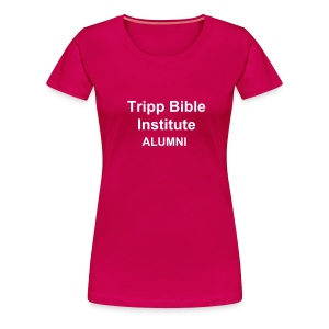 TBI Alumni T-Shirt for Women - Women's Premium T-Shirt