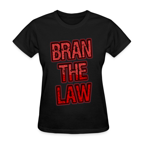 BranTheLaw official (women's tee) - Women's T-Shirt