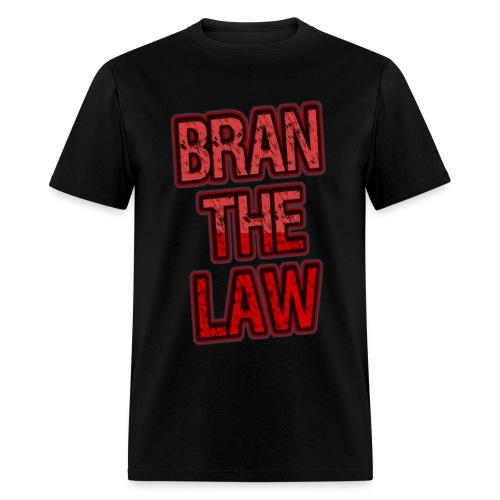 BranTheLaw official (men's tee) - Men's T-Shirt