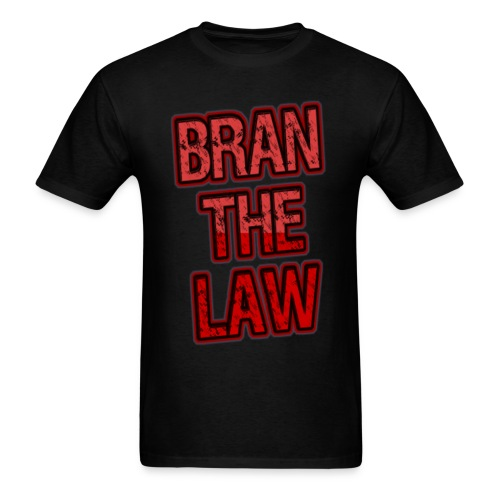 BranTheLaw official (men's tee) - Men's T-Shirt