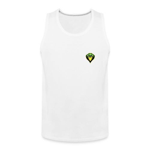 Ebony Tank top - Men's Premium Tank
