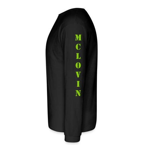 Long Sleeve McLovin - Men's Long Sleeve T-Shirt