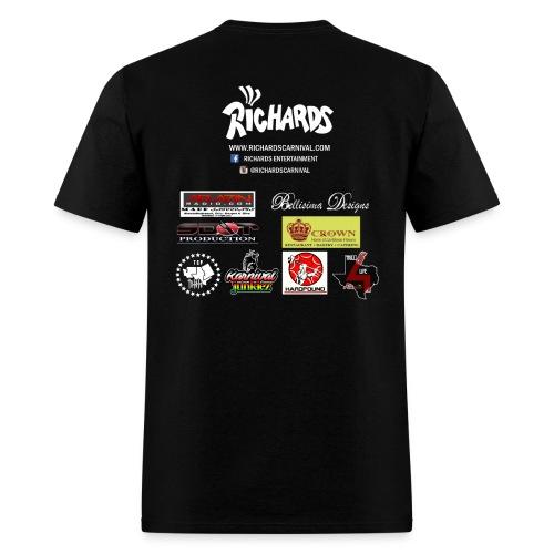 on de road - Men's T-Shirt