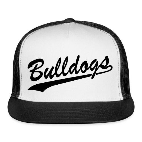 Bulldog Baseball hat - Trucker Cap