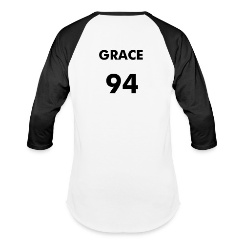 Grace 94 Official Baseball Tee - Baseball T-Shirt