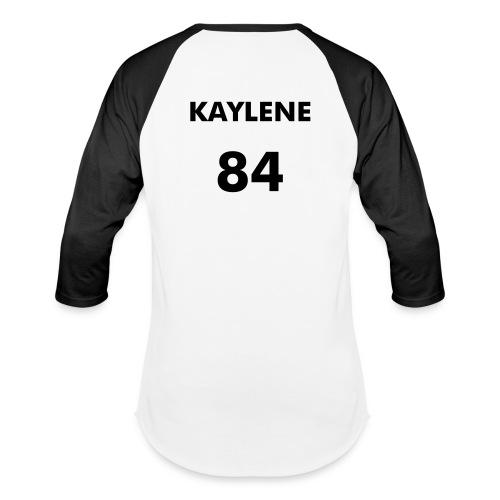 Kaylene 84 Official Baseball Tee - Baseball T-Shirt