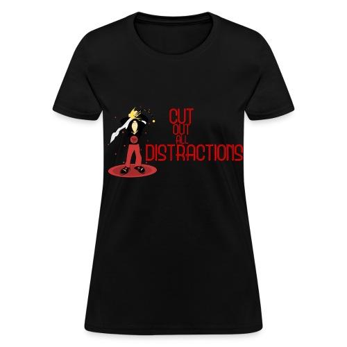 Women's Samurai Jack Tee - Women's T-Shirt