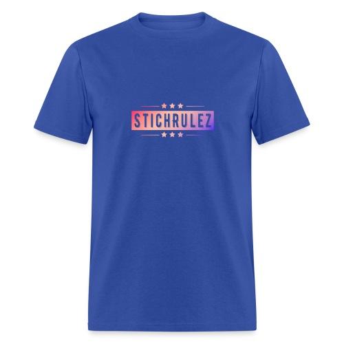 StichRulez Star Fade - Men's T-Shirt