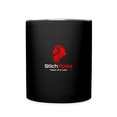 StichRulez Lion's Heart - Full Color Mug