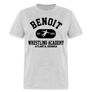 Benoit Wrestling Academy Tee - Men's T-Shirt
