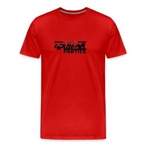 4play Mens shirt - Men's Premium T-Shirt